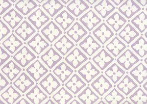 306330W-05 PUCCINI Lavender On Almost White Quadrille Wallpaper