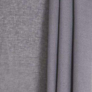 INTO THE CALM Gunmetal Carole Fabric