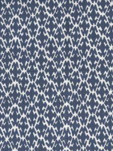 813-10 IZMIR Navy Custom Only Quadrille Fabric