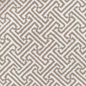 3080-01WP JAVA JAVA Camel On White Quadrille Wallpaper