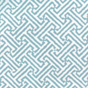 3080-05WP JAVA JAVA New Blue On White Quadrille Wallpaper