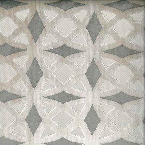 KITSON Platinum Norbar Fabric
