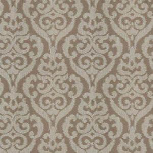 LARIMAR DAMASK Shimmering Mink Fabricut Fabric