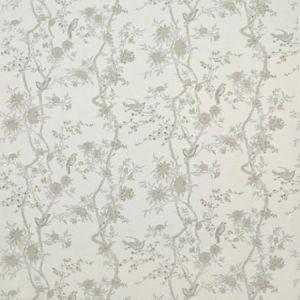 LCF67151F MARLOWE FLORAL Silver Ralph Lauren Fabric