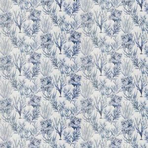 MARINE BOTANICAL Blue Tone Vervain Fabric