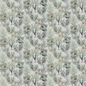MARINE BOTANICAL Sea Green Vervain Fabric