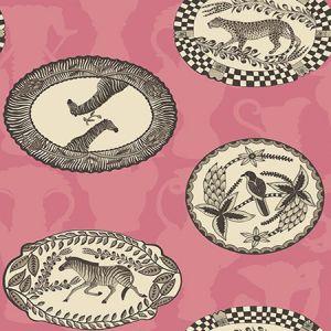 109/4023-CS MATRINAH Pink Cole & Son Wallpaper