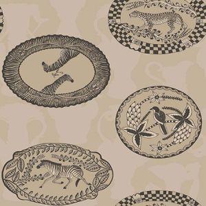 109/4020-CS MATRINAH Stone Gilver Cole & Son Wallpaper
