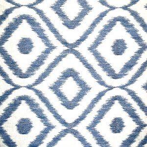 MEDINA Navy 0308 Norbar Fabric