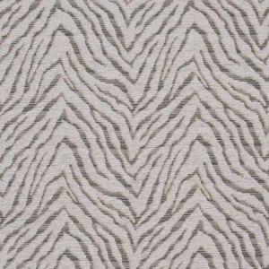 MOUNTAIN ZEBRA Graphite Carole Fabric