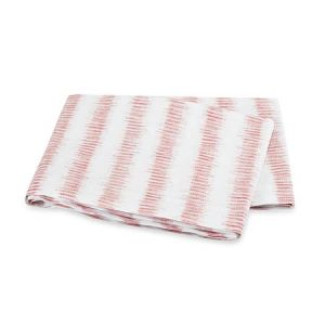 MSC001FQFLAPG ATTLEBORO Pink Coral Schumacher Full Queen Flat Sheet