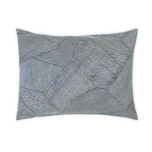 MSC002KSHANA BURNETT Navy Schumacher King Sham