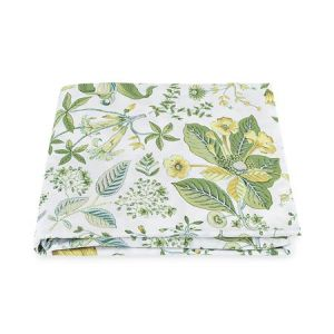 MSC006CKFITCS POMEGRANATE Citrus Schumacher Calking Fitted Sheet