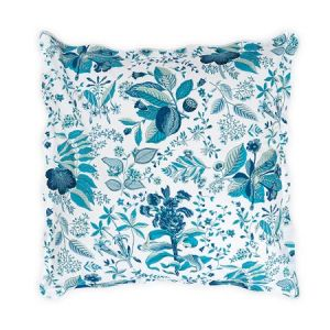 MSC006ESHAPH POMEGRANATE Prussian Blue Schumacher Euro Sham