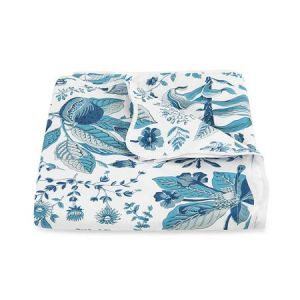 MSC006FQDUVPH POMEGRANATE Prussian Blue Schumacher Full Queen Duvet