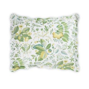 MSC006KSHACS POMEGRANATE Citrus Schumacher King Sham