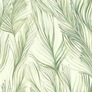 NA0500 Peaceful Plume York Wallpaper