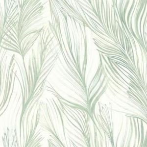 NA0501 Peaceful Plume York Wallpaper