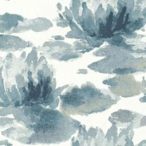 NA0527 Water Lily York Wallpaper
