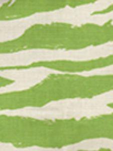 2110-28 NAIROBI Jungle Green on Tint Custom Only Quadrille Fabric
