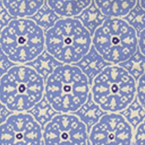 149-41WP NITIK II French Blue Navy On Almost White Quadrille Wallpaper