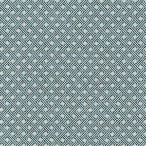 NK 0026 CAND CANDELARIA Lagoon Old World Weavers Fabric