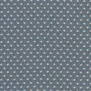 NK 0140 CAND CANDELARIA Ultramarine Old World Weavers Fabric