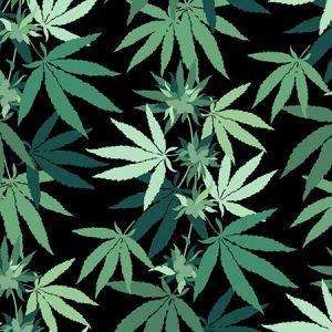 Nathan Turner Cannabis Onyx Wallpaper