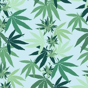 Nathan Turner Cannabis Sky Wallpaper