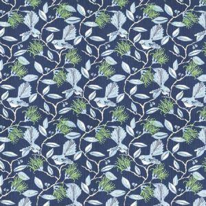 Onlooker 1 Navy Stout Fabric