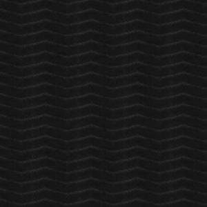 OPULENT CHEVRON Noir Fabricut Fabric