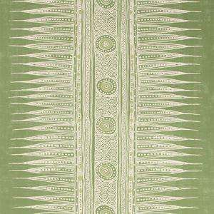 P2018107-303 INDIAN ZAG PAPER Leaf Lee Jofa Wallpaper