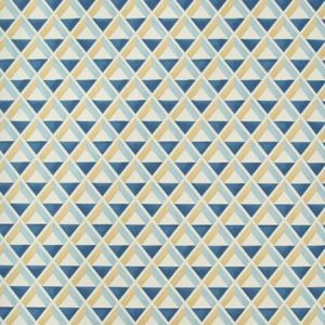 P2018108-155 CANNES PAPER Sky Blue Lee Jofa Wallpaper