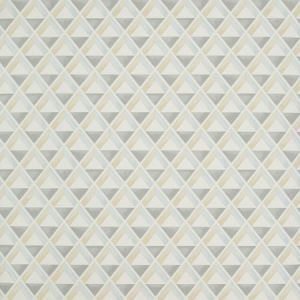 P2018108-165 CANNES PAPER Blue Beige Lee Jofa Wallpaper