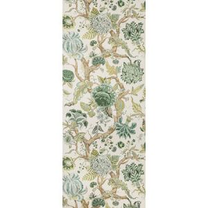 P2019102-13 ADLINGTON PAPER Green Lee Jofa Wallpaper