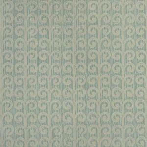 PBFC-3525-13 FERN WP Aqua Lee Jofa Wallpaper
