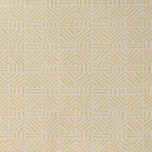 PBFC-3526-14 LINWOOD WP Yellow Lee Jofa Wallpaper