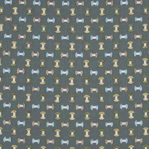 PICK A BOW Nile Carole Fabric