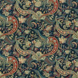 PISA 2 Indigo Stout Fabric