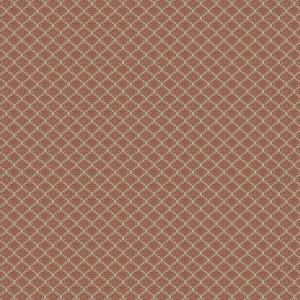 PLINY TRELLIS Coral Rose Vervain Fabric