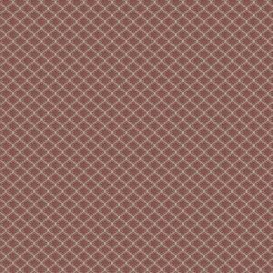 PLINY TRELLIS Cranberry Vervain Fabric