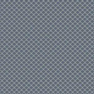 PLINY TRELLIS Sodlite Blue Vervain Fabric