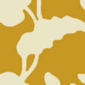 AP804B-05 POTALLA BACKGROUND Inca Gold On Off White Quadrille Wallpaper
