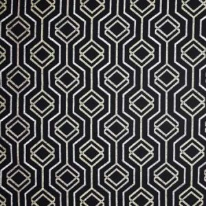 S1899 Black Tan Greenhouse Fabric