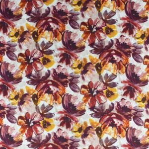 S2329 Geranium Greenhouse Fabric