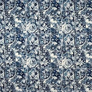 S2503 Cerulean Greenhouse Fabric