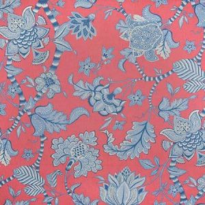 S3128 Red Greenhouse Fabric