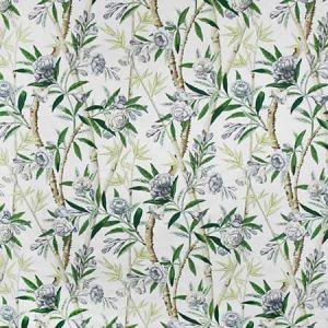 S3197 White Tea Greenhouse Fabric