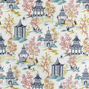 S3442 Summer Greenhouse Fabric