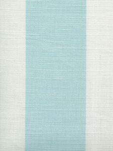6165-01 SAND BAR STRIPE Bali Blue on White Quadrille Fabric